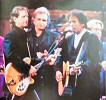 onstage 1992 with roger mcguinn and johnny cash